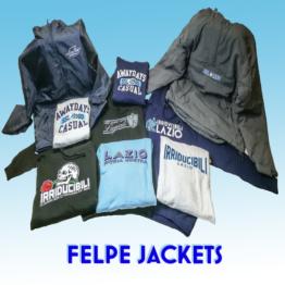 FELPE - JACKETS