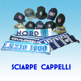 SCIARPE CAPPELLI
